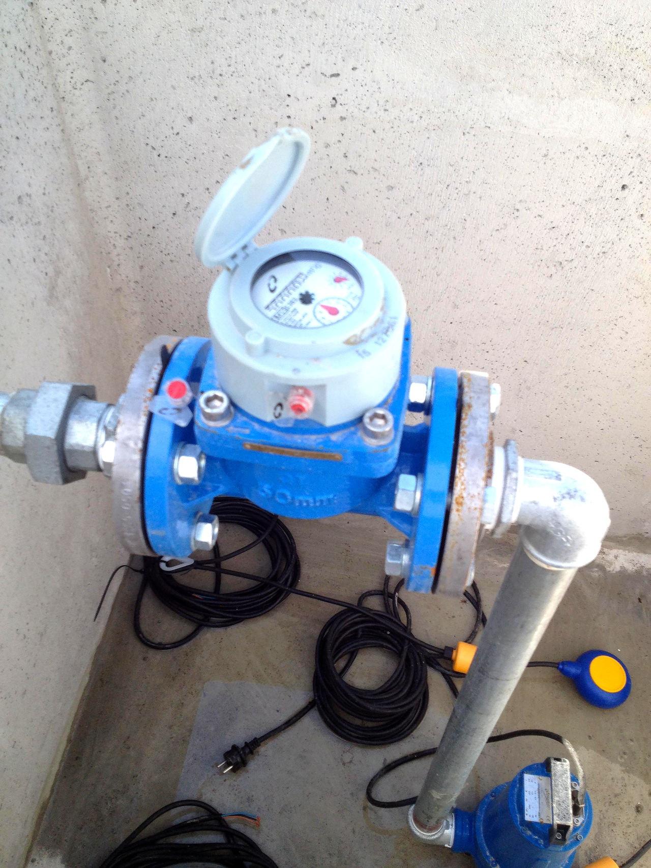 Pompa per impianto di sollevamento